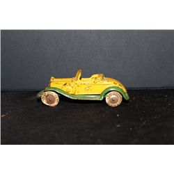 EARLY IRON CAR MARX - RUBBER TIRES