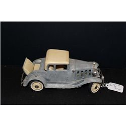 UNPAINTED CAR BY HUBBLEY