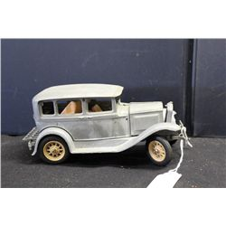 UNPAINTED HUBBLEY CAR MINT
