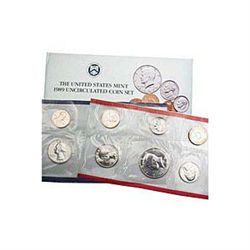 Uncirculated Mint Set 1990