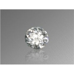 0.5 CTW GIA CERT. DIAMOND ROUND I/IF