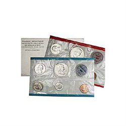 Uncirculated Mint Set 1963