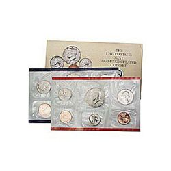 Uncirculated Mint Set 1991