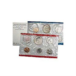 Uncirculated Mint Set 1971