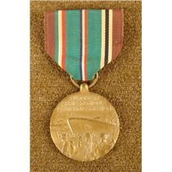 WWII EUROPEAN AFRICAN MIDDLE EASTERN CAMPAIGN MEDAL