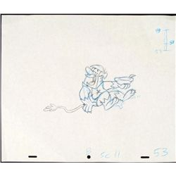 Comedian Drawing Original Production The Flintstones