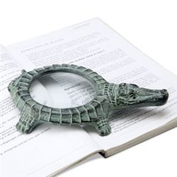 Gator Magnifying Glass