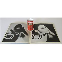 "Warhol Lithograph Multiple Construction ""Hunts Tomato Paste"""