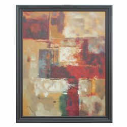 """""""ABSTRACT - 2"""" - ORIGNIAL OIL ON CANVAS"""