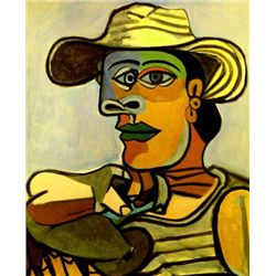 "Picasso ""The Sailor"""