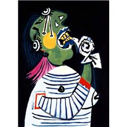 "Picasso ""Woman In Distress"""