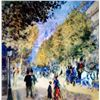 Renoir &quot;The Great Boulevards&quot; Ltd. Giclee'