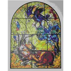 """Chagall """"The Tribe of Naphtali"""" 1963"""