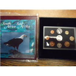 1995 SOUTH AFRICAN PROOF SETS