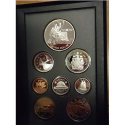 1997 CANADA DOUBLE DOLLAR PROOF SET STANLEY CUP
