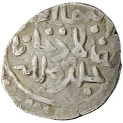 GOLDEN HORDE: Pulad Khan, 1407-1413, AR dirham (1.11g), Azaq, ND