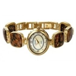 Badavici Gemstone Bracelet Watch