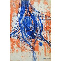 Joe Cesare Colombo Original Lithograph | Arte Nucleare