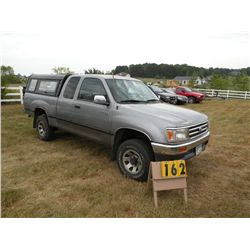 1996 Toyota T100 4WD-A/C needs recharging every year JT4UN24DXT0028548
