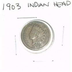 1903 INDIAN HEAD PENNY *NICE COIN - PLEASE LOOK AT PICTURE TO DETERMINE GRADE*!!