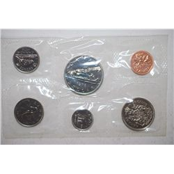 1976 Canada Mint Foreign Coin Set; Royal Canadian Mint; EST. $5-10