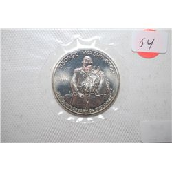 1982-D US George Washington 250th Anniversary Of Birth Commemorative Half Dollar; EST. $10-20