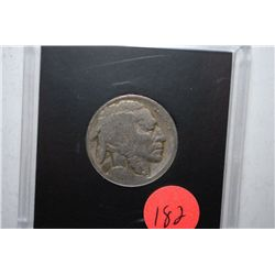 1919 Buffalo Nickel; EST. $3-5