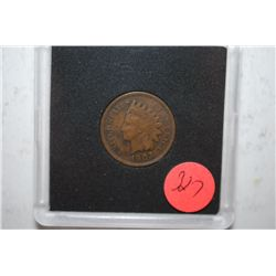 1903 Indian Head Penny in Case; EST. $2-5