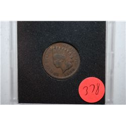 1906 Indian Head One Cent; EST. $2-5