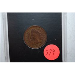 1897 Indian Head One Cent; EST. $2-5