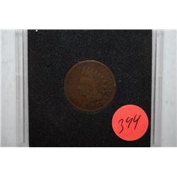 1903 Indian Head One Cent; EST. $2-5