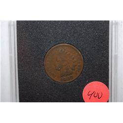 1902 Indian Head One Cent; EST. $2-5