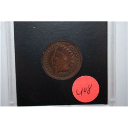 1899 Indian Head One Cent; EST. $2-5