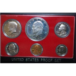 1976-S US Proof Set; EST. $10-15