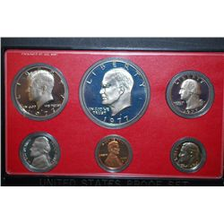 1977-S US Proof Set; EST. $10-15