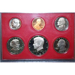 1980-S US Proof Set; EST. $5-10