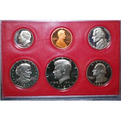 1981-S US Proof Set; EST. $5-10
