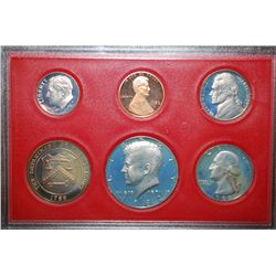 1982-S US Proof Set; EST. $5-10