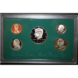 1990-S US Proof Set; EST. $10-20