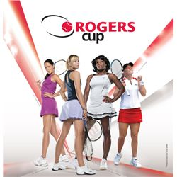 2013 Rogers Cup: 2 Tickets to the OTA President's Suite