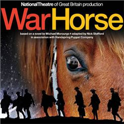 2 Tickets to War Horse at the Princess of Wales Theatre
