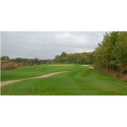 Golf for 4 at Dufferin Glen Golf Club in Orangeville