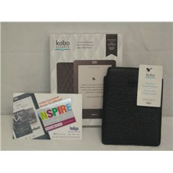 Kobo eReader with black cover PLUS $15 gift card