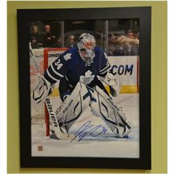 James Reimer Autographed 16x20 Professionally Framed Photo