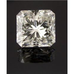 GIA CERTIFIED Radiant 0.71 Carat F,VS1