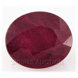 8.24ctw African Ruby Loose Gemstone
