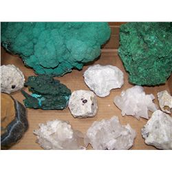 Crystal and Mineral Collection