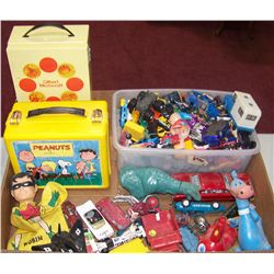 Many Toys and Collectibles