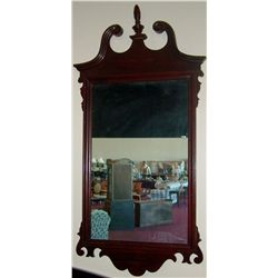 Fine Wood Framed Mirror