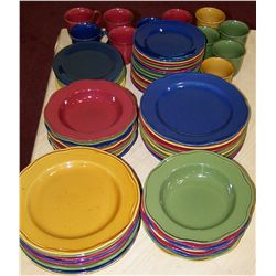 Set of Sabatier Cannes Dinnerware